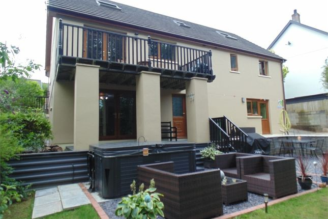 Thumbnail Detached house for sale in 7 Liddeston Valley, Hubberston, Milford Haven, Pembrokeshire