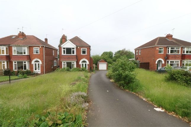 Thumbnail Detached house for sale in Tickhill Road, Balby, Doncaster, South Yorkshire