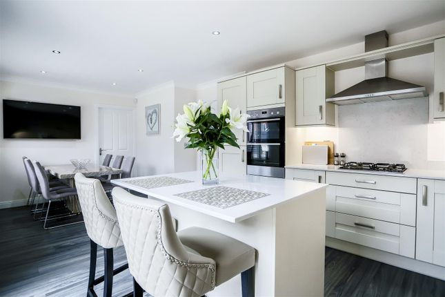 Thumbnail Detached house for sale in Thistle Trail, Blackburn
