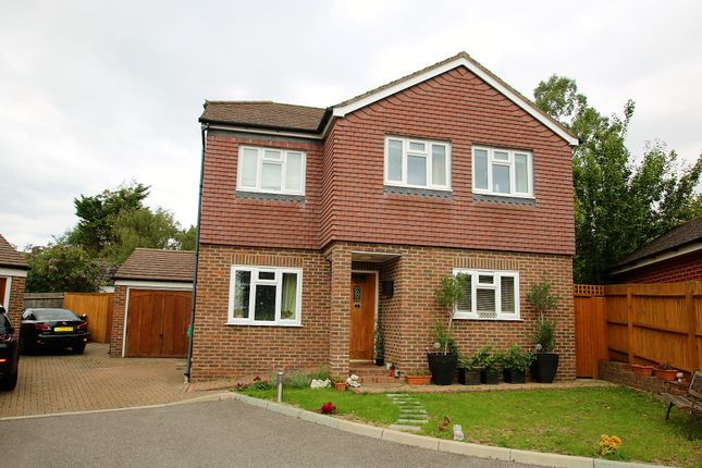 Thumbnail Detached house to rent in Hillground Gardens, South Croydon, Surrey