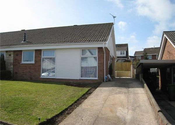 Thumbnail Bungalow to rent in Mayfield Place, Llantrisant