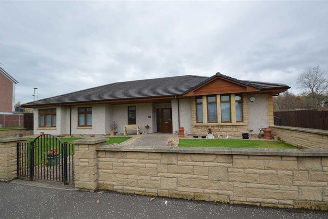 Thumbnail Bungalow for sale in Omoa Road, Cleland, Motherwell