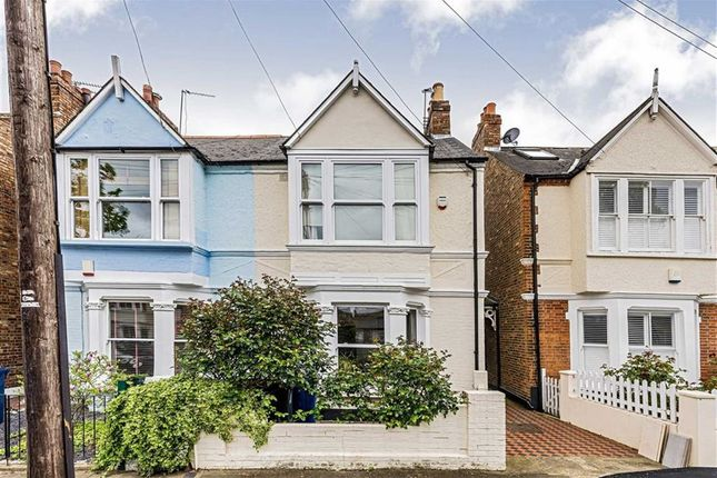 Thumbnail Property to rent in Carlton Road, London