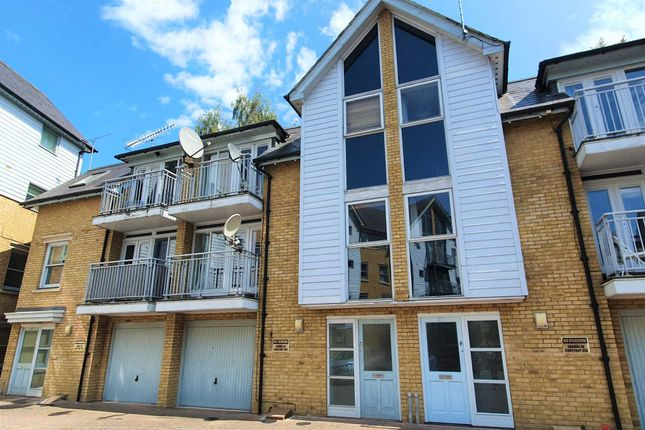 Thumbnail Town house to rent in Bingley Court, Canterbury