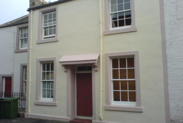 Thumbnail Flat to rent in Church Street, Dunbar