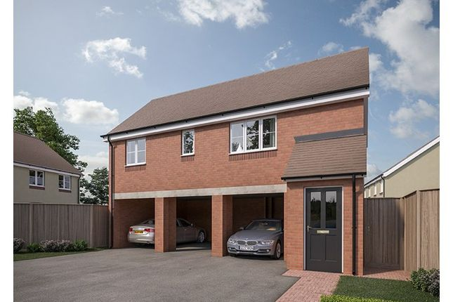Thumbnail Flat for sale in Plot 78, High Penn Park, Larkspur Drive, Calne, Wiltshire