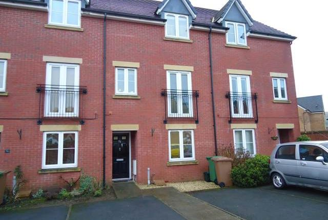 Thumbnail Town house to rent in Drum Tower View, Castell Maen, Caerphilly