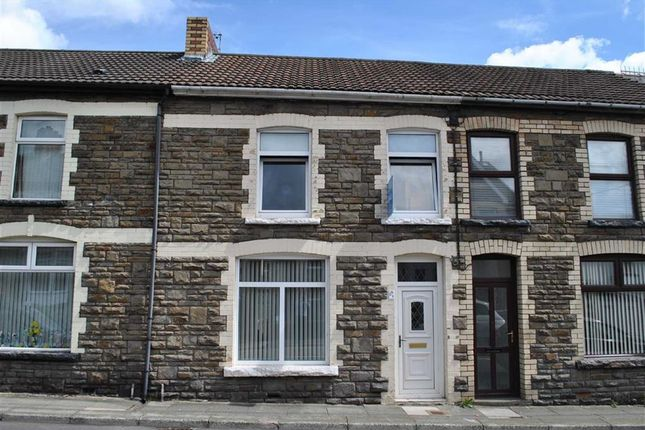 Thumbnail Terraced house for sale in Gilfach Street, Bargoed