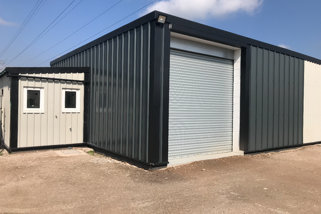 Light industrial to let in Dock Road Connah's Quay, Deeside, Clwyd