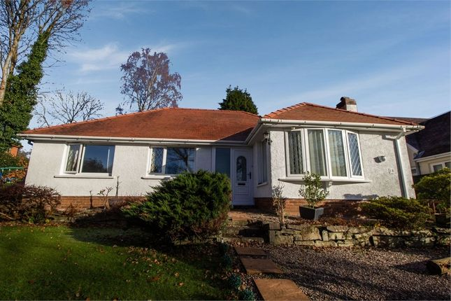 Thumbnail Detached bungalow for sale in Llys Nedd, Neath, West Glamorgan