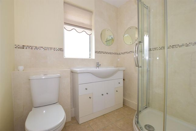 Shower Room of Town Lane, Chale Green, Ventnor, Isle Of Wight PO38