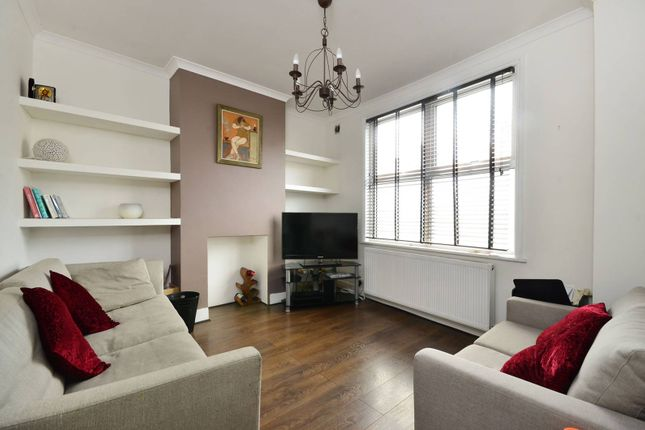 Thumbnail Terraced house to rent in Merton Road, Southfields