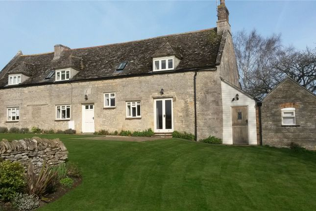 Thumbnail Detached house to rent in Pickworth, Stamford, Lincolnshire