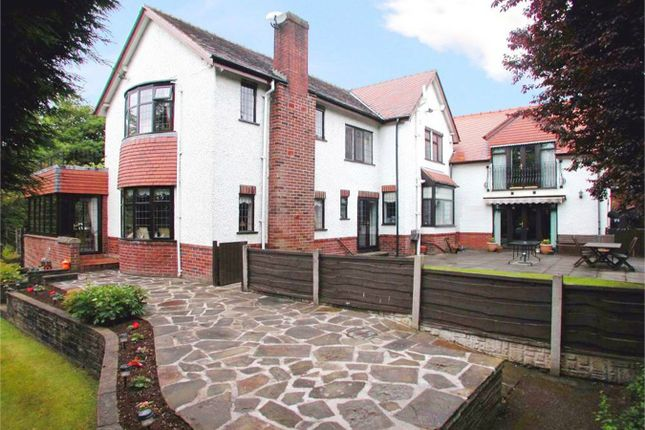 Thumbnail Detached house for sale in Stapleton Avenue, Heaton, Bolton