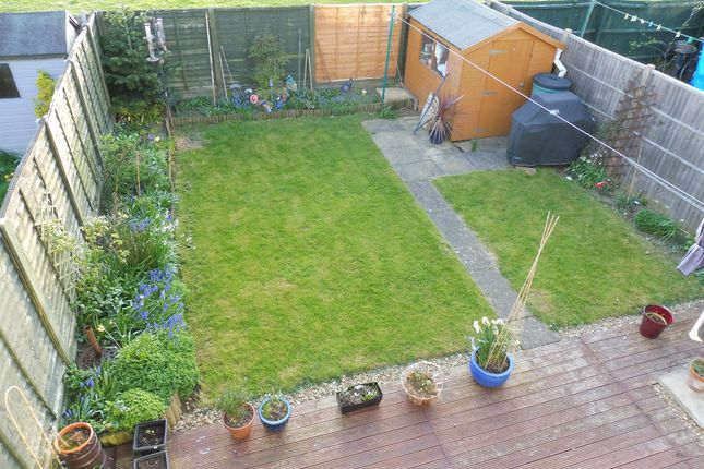 Thumbnail Link-detached house for sale in Pawlett Close, Deeping St. James, Peterborough