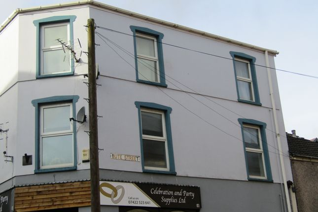 Thumbnail Flat to rent in 56 Bute Street, Aberdare