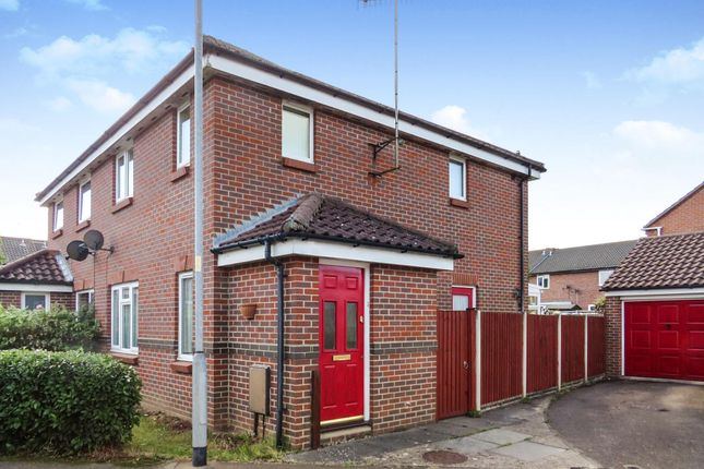 3 bed semi-detached house to rent in Brick Kiln Road, North Walsham NR28