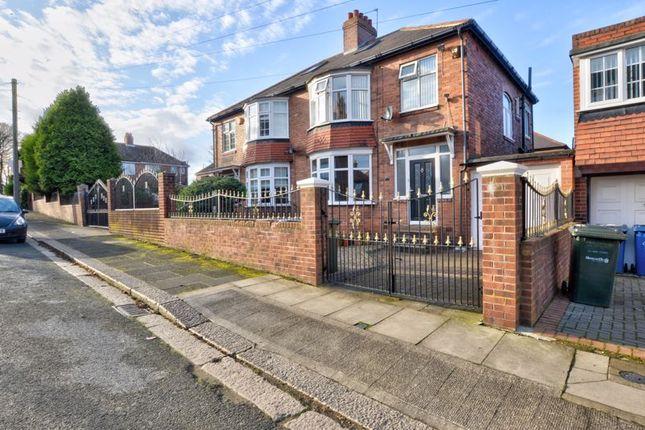 2 bed semi-detached house for sale in Grange Road, Fenham, Newcastle Upon Tyne NE4