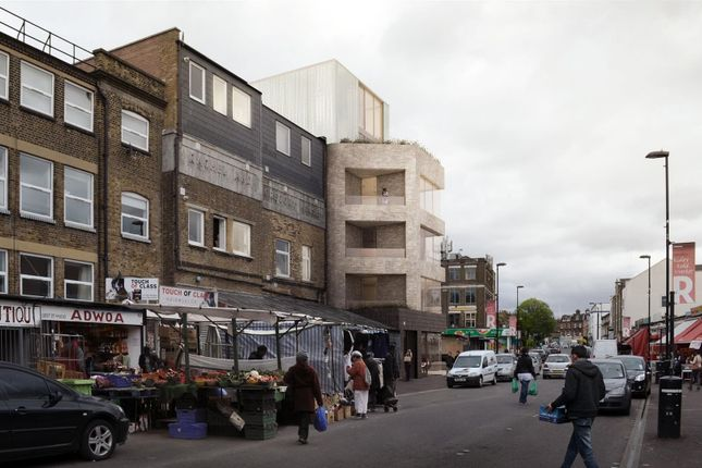 Thumbnail Land for sale in Ridley Road, London
