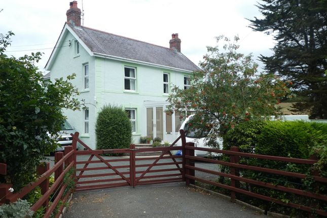 Thumbnail Detached house for sale in Llaingarreglwyd, Nr. New Quay