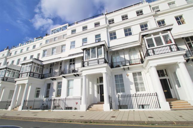 Thumbnail Flat for sale in Chichester Terrace, Kemp Town, Brighton