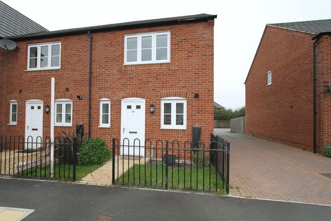 Thumbnail Town house to rent in Kohima Crescent, Saighton, Chester