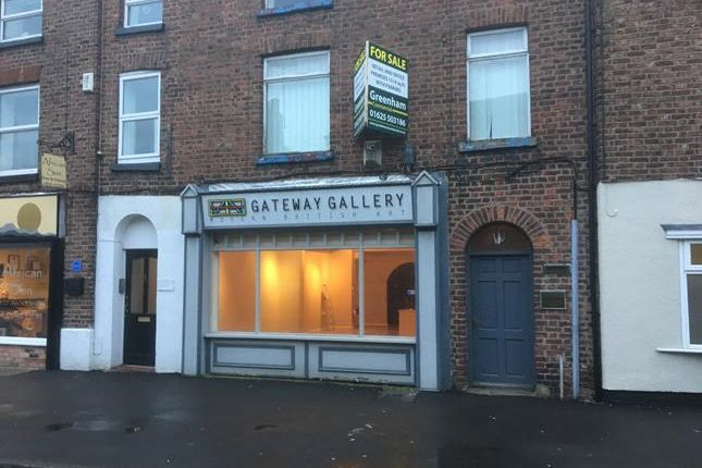 Thumbnail Commercial property for sale in 9 Prestbury Road, Macclesfield, Cheshire