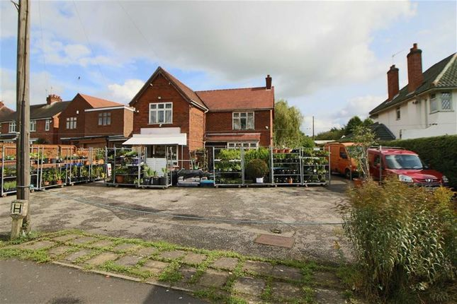 Thumbnail Detached house for sale in Derby Road, Lower Kilburn, Derbyshire