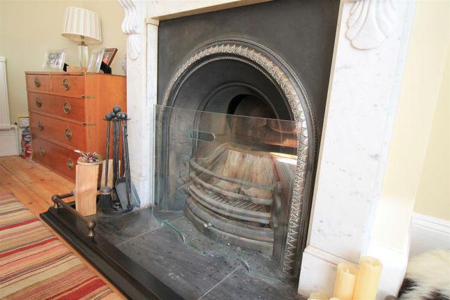 Fireplace of Kings Barn Villas, Steyning BN44