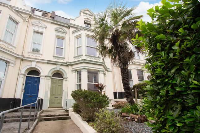 Thumbnail Terraced house for sale in Whitefield Terrace, Greenbank, Plymouth