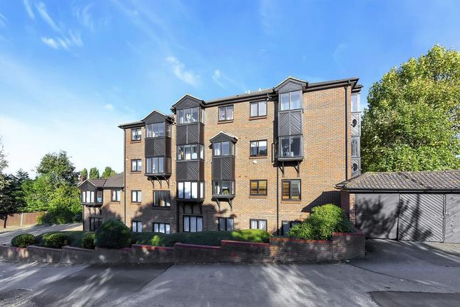 Thumbnail Flat to rent in Honeysuckle Court, Westhorne Avenue, London