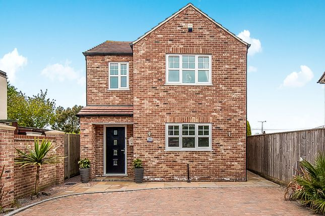 Thumbnail Detached house for sale in Elm High Road, Elm, Wisbech