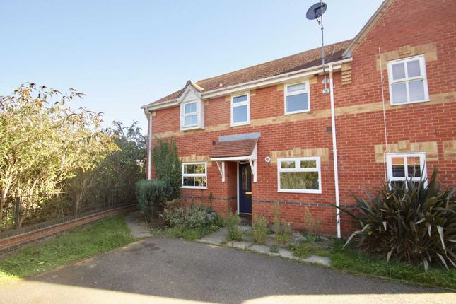 Thumbnail End terrace house for sale in Haddon Park, Colchester