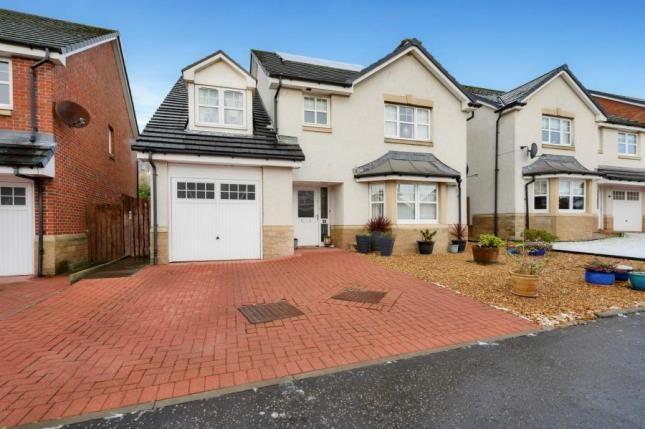 Thumbnail Detached house for sale in Denbecan, Alloa, Clackmannanshire