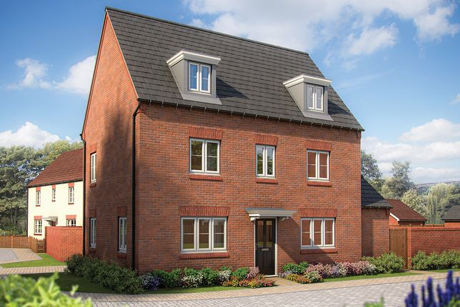 """Thumbnail Detached house for sale in """"The Kenilworth"""" at Pioneer Way, Bicester"""