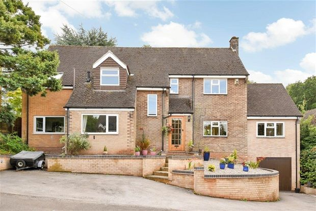 Thumbnail Detached house for sale in Willesley Close, Ashby-De-La-Zouch