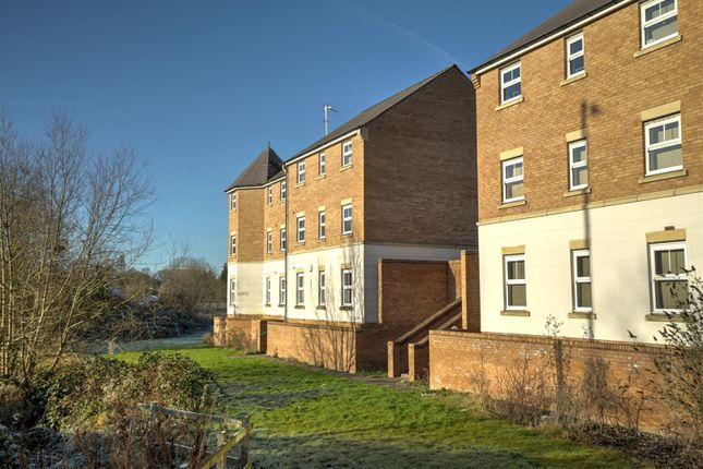 Thumbnail Flat for sale in Cherryburn Walk, Rugby