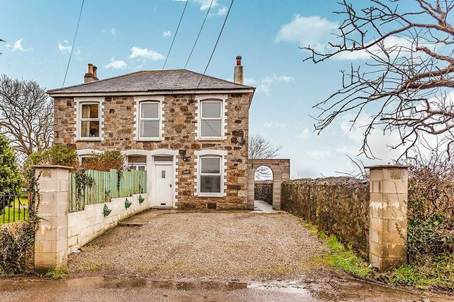 Thumbnail Semi-detached house for sale in Cathebedron Road, Carnhell Green, Camborne