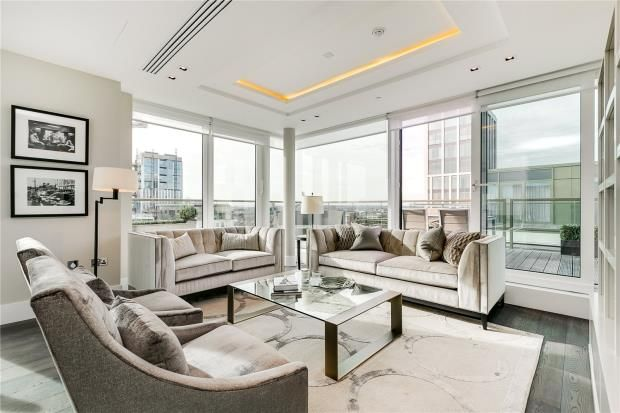 Thumbnail Flat for sale in Bridgeman House, 375 Kensington High Street, Kensington
