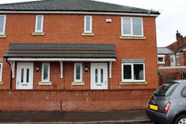 Thumbnail Semi-detached house for sale in Chorley Street, Ince