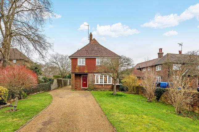 Thumbnail Detached house for sale in Billingshurst Road, Wisborough Green, Billingshurst