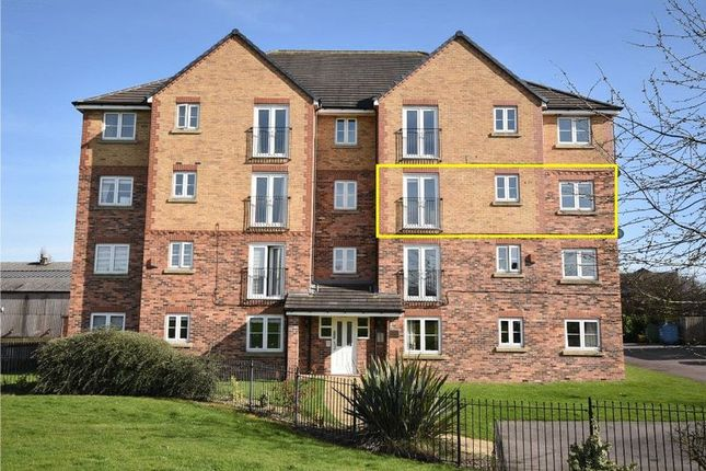 Thumbnail Flat for sale in Constable Drive, Ossett