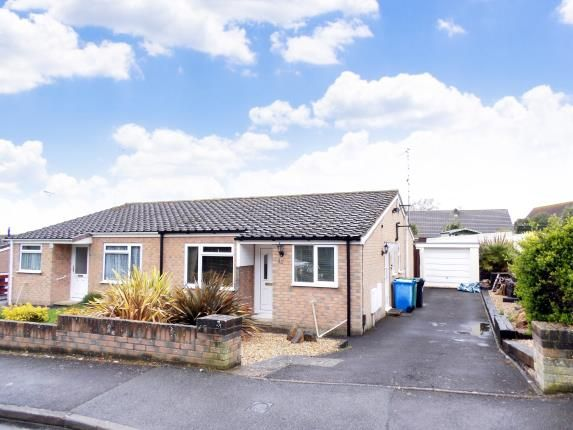 Thumbnail Bungalow for sale in Canford Heath, Poole, Dorset