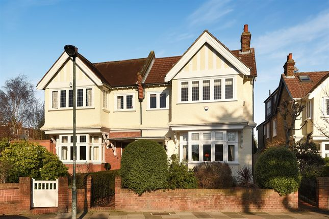 Thumbnail Semi-detached house for sale in Vicarage Road, London