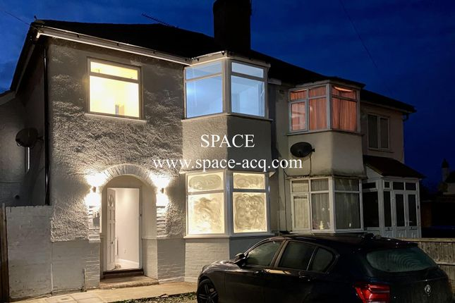 Thumbnail 3 bed property for sale in Brimsdown Avenue, Enfield