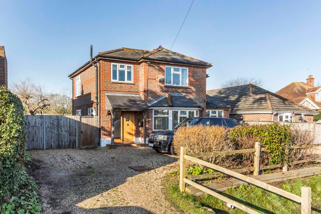 Thumbnail Detached house for sale in South Lane, Woodmancote, Emsworth