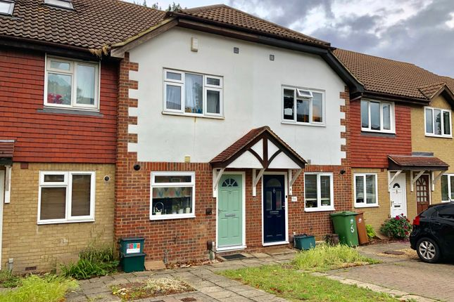 Thumbnail Terraced house for sale in Rectory Lane, Wallington