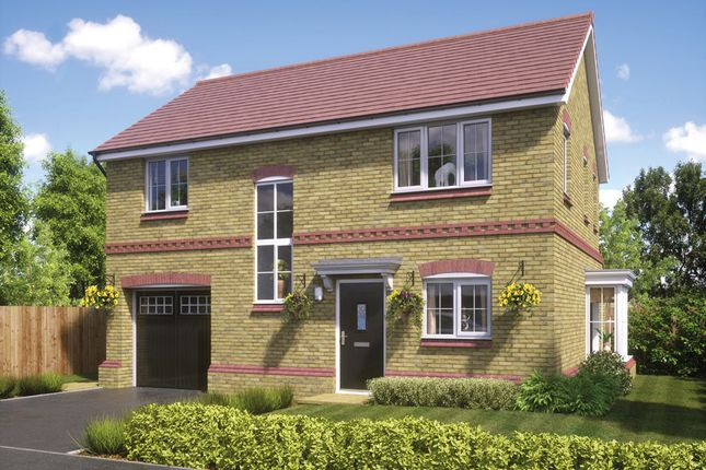 Thumbnail Detached house for sale in Plough Hill Road, Nuneaton