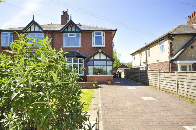 3 bed semi-detached house for sale in Ribchester Road, Clayton Le Dale, Blackburn