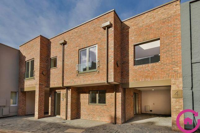 Thumbnail Terraced house for sale in Lansdown Place Lane, Cheltenham